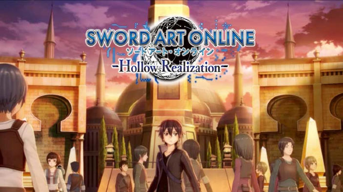 Sword Art Online: Hollow Realization svela i bonus di save data