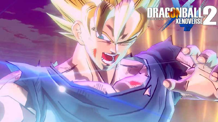Dragon Ball Xenoverse 2 introduce le Expert Mission