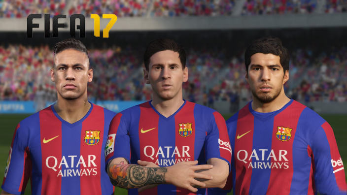 FIFA 17 continua a dominare la classifica vendite videogiochi UK