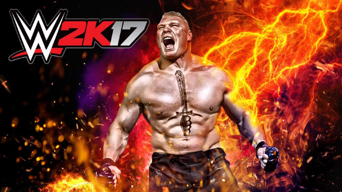 WWE 2K17 si mostra in due trailer