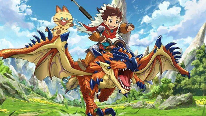Classifica videogiochi Giappone (09/10/2016), Monster Hunter Stories, BlazBlue