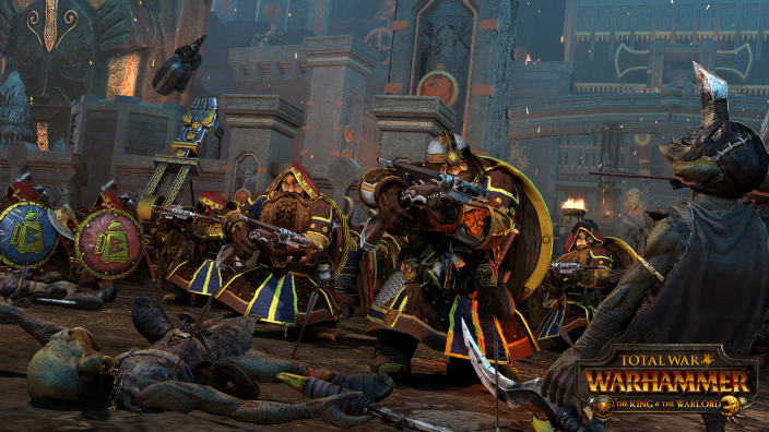 In arrivo The King & The Warlord, il nuovo DLC di Total War: Warhammer