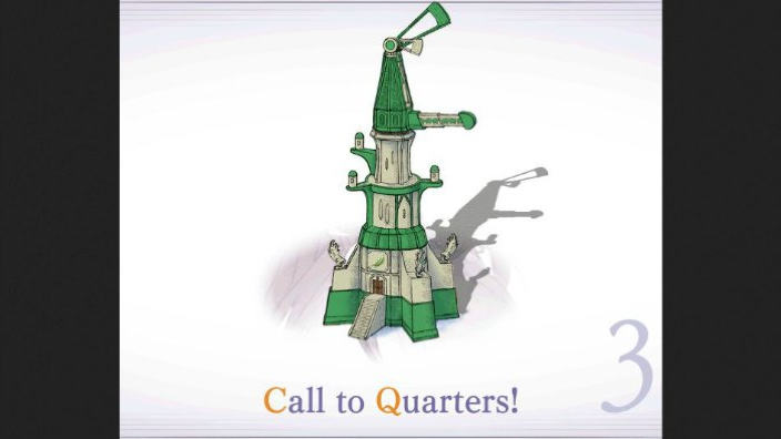 "FuRyu apre un countdown ""Call to Quarters"""
