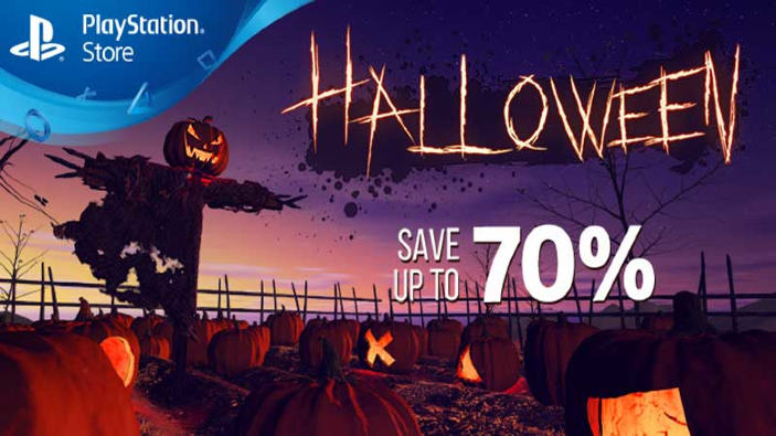 Sconti spaventosi per Halloween sul PlayStation Store