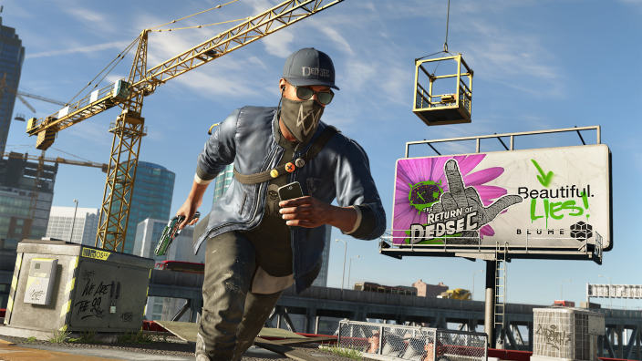 Watch Dogs 2 ecco un nuovo trailer con protagonista San Francisco