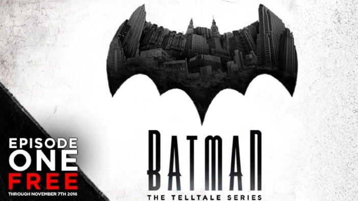 Il primo episodio di Batman: The Telltale Series è ora gratuito su PC