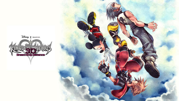 Kingdom Hearts 3D: Dream Drop Distance sarà localizzato in italiano
