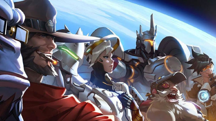Un nuovo weekend free-to-play per Overwatch