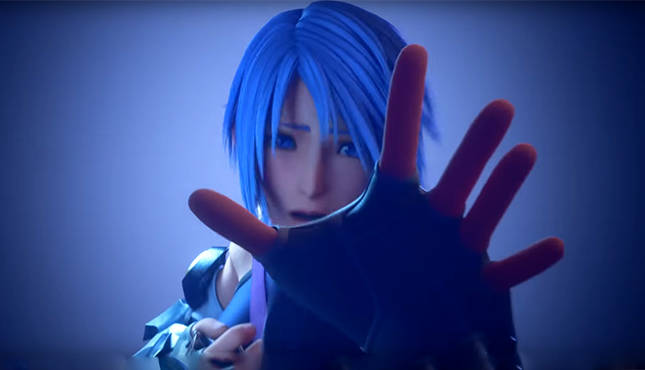 Kingdom Hearts HD 2.8, rivelato un nuovo modello di Aqua e screenshot