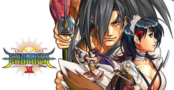 Samurai Showdown VI arriva su Playstation 4