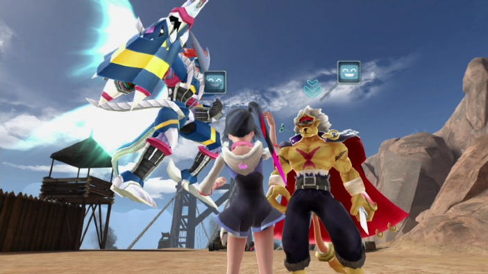 Nuovi Digimon per Digimon World Next Order