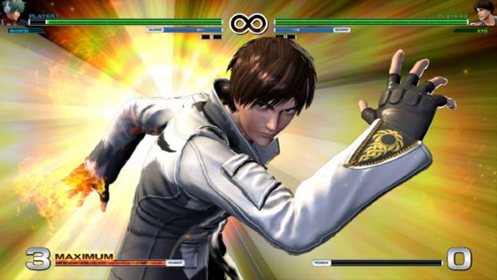 Il prossimo update di The King of Fighters XIV, migliora la grafica