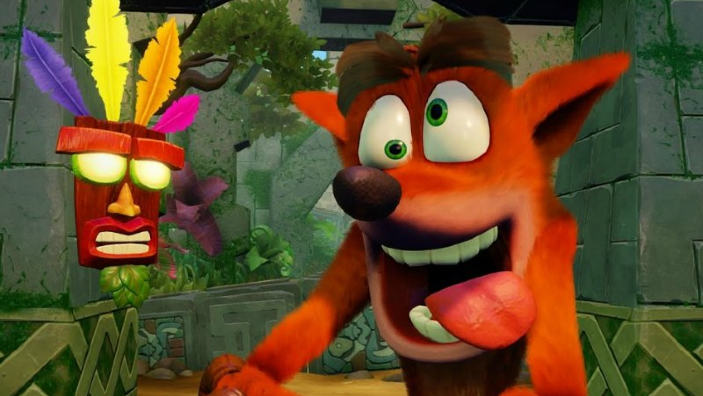 Comeback trailer italiano per Crash N Sane Trilogy