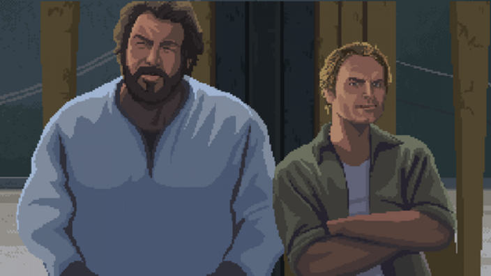 Bud Spencer & Terence Hill: Schiaffi e Fagioli punta a PlayStation 4 ed Xbox One