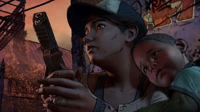 La terza stagione di The Walking Dead di Telltale in un trailer di lancio