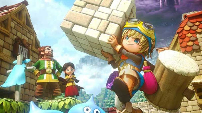 Dragon Quest Builders 2 in arrivo?