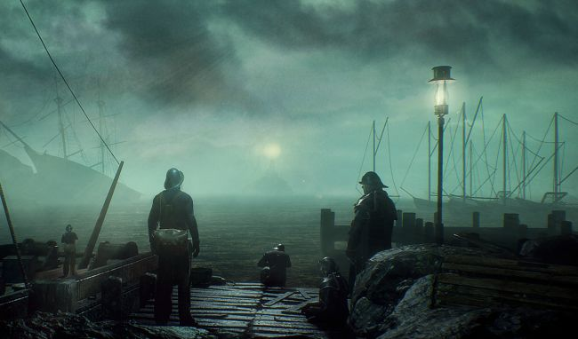 Nuove immagini per Call of Cthulhu