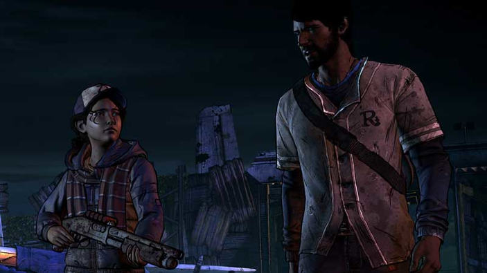 Dietro alle quinte per The Walking Dead: A New Frontier