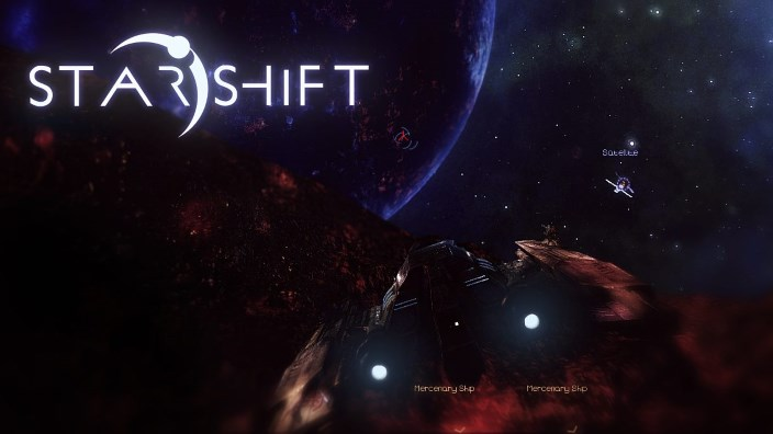 Star Shift, un simulatore spaziate italiano