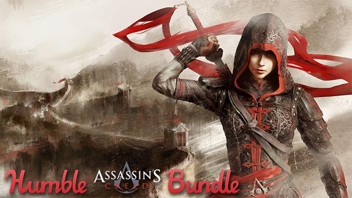 Humble Assassin's Creed Bundle ci riporta ai tempi di Altair ed Ezio Auditore
