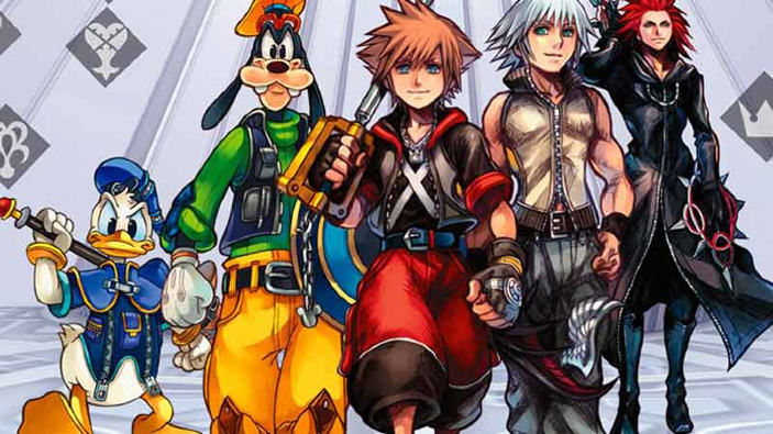 Kingdom Hearts HD 2.8 è da oggi disponibile in Giappone