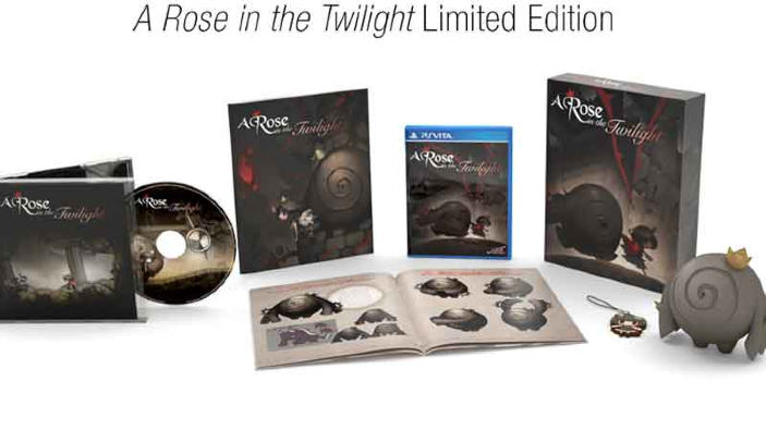 A Rose in the Twilight ha una data d'uscita per PS Vita e Steam