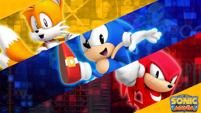 Sonic Mania contagia Nintendo Switch, anche in Collector's Edition