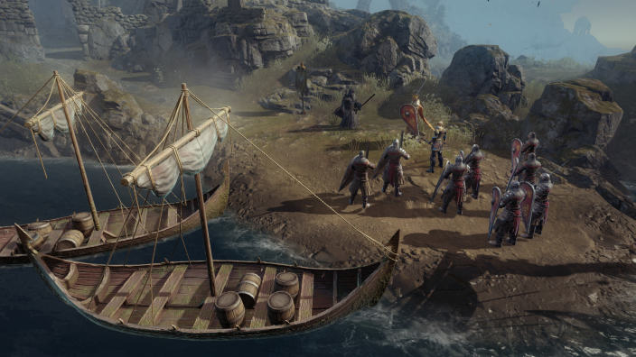 In video il gameplay di Vikings - Wolves of Midgard