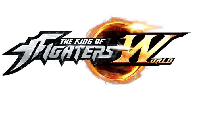 SNK annuncia The King of Fighters World