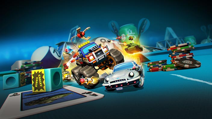 Codemasters annuncia a sorpresa Micro Machines World Series
