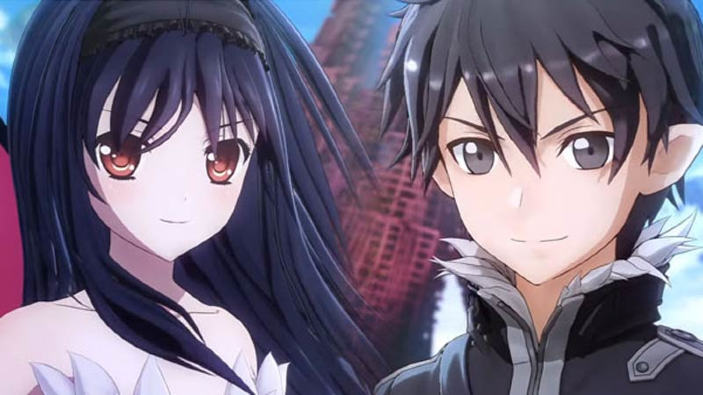Accel World VS Sword Art Online in un video di gameplay