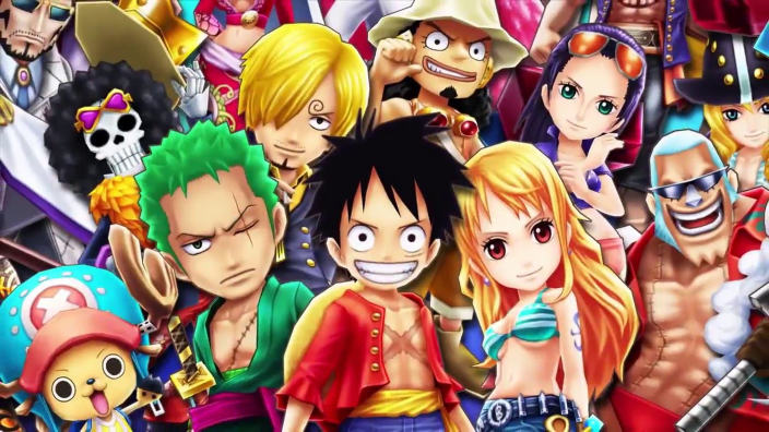 One Piece Thousand Storm disponibile per dispositivi iOS e Android
