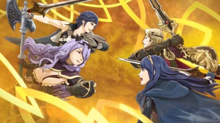 Heroes and Heroines, nuovo trailer per Fire Emblem Heroes