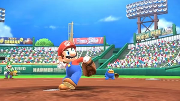 Mario Sports Superstars ha una data europea