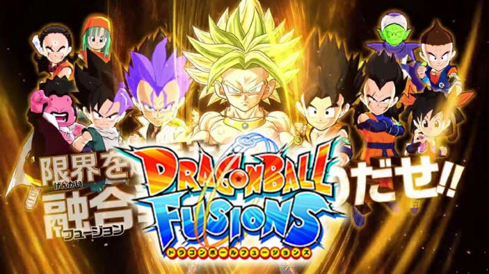 Dragon Ball Fusions conterrà al day one personaggi inediti