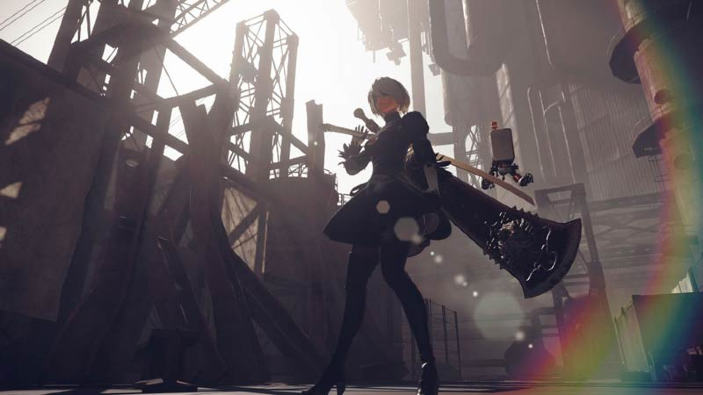 NieR: Automata entra in fase gold