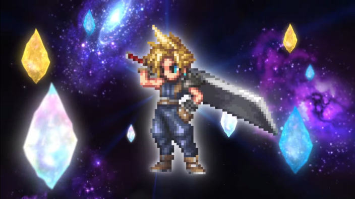 Cloud arriva su Final Fantasy Brave Exvius