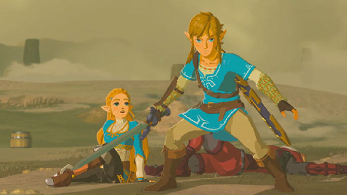 Nuovo spot per The Legend of Zelda: Breath of the Wild