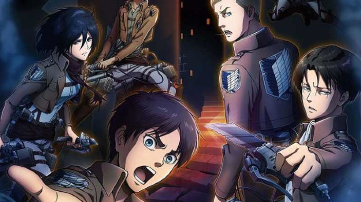 Attack on Titan: Escape from Certain Death in un trailer animato