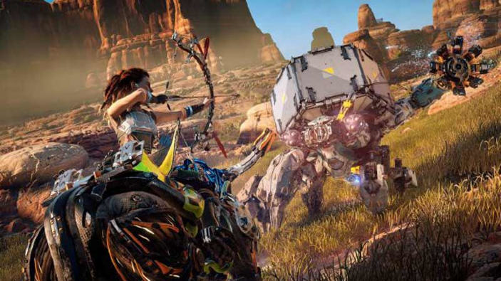 Horizon: Zero Dawn - In immagini le cavalcature di Aloy