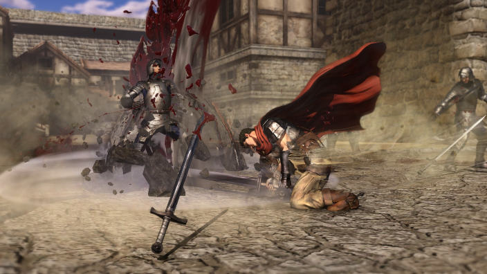 Un epico trailer di lancio per Berserk and the Band of the Hawk