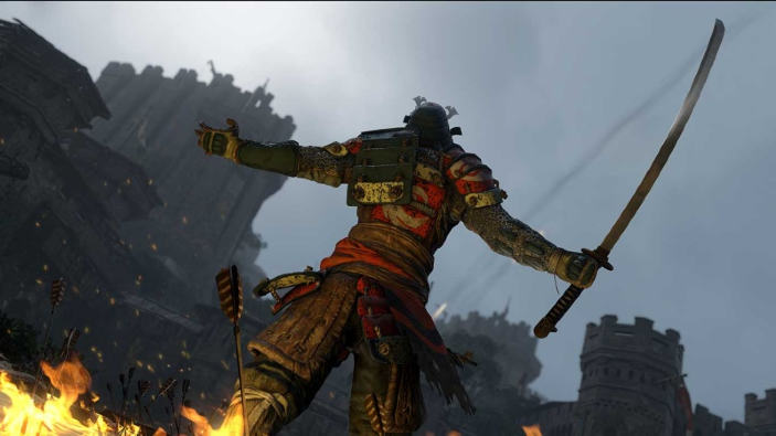 Classifica hardware e software in Giappone (19/2/2017), For Honor, Nioh