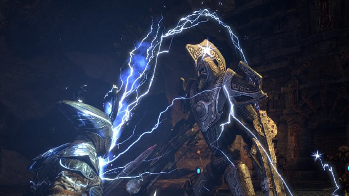 The Elder Scroll Online si mostra nel suo primo gameplay trailer