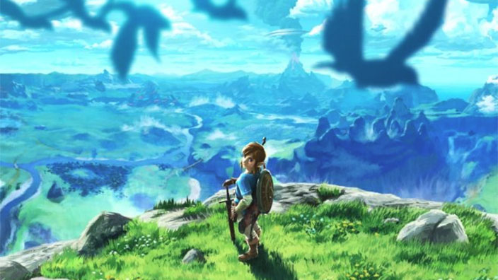 The Legend of Zelda: Breath of the Wild - arriva da Edge il primo voto internazionale