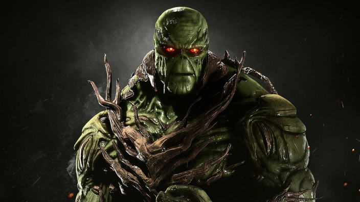Swamp Thing si mostra in un nuovo filmato di Injustice 2