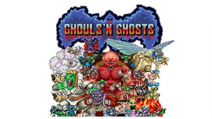 1942, Ghosts'N Goblins, Ghouls'N Ghosts presto su dispositivi iOS e Android