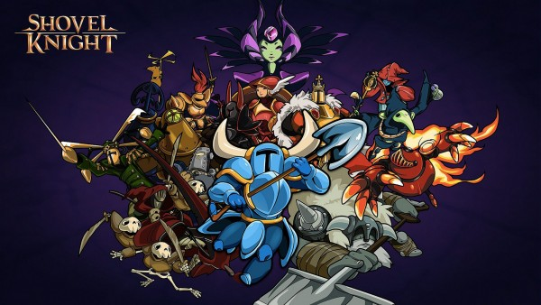 <b>Shovel Knight Treasure Trove</b> - Recensione Switch