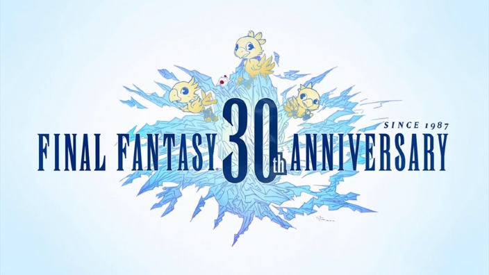 Final Fantasy: un video per celebrare i trenta anni della saga