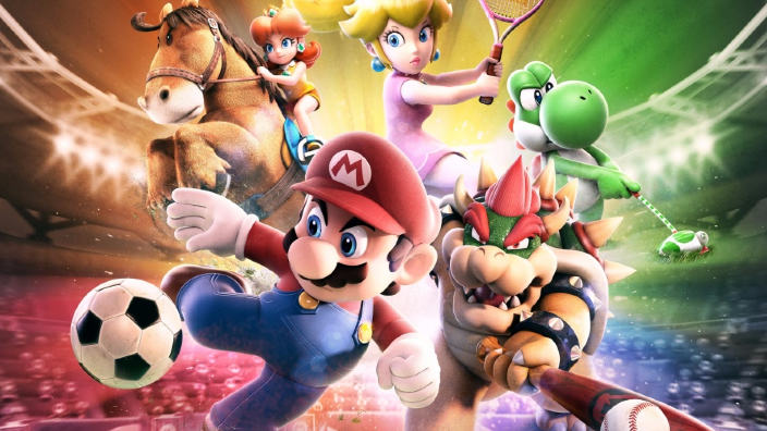 Trailer di lancio per Mario Sports Superstars