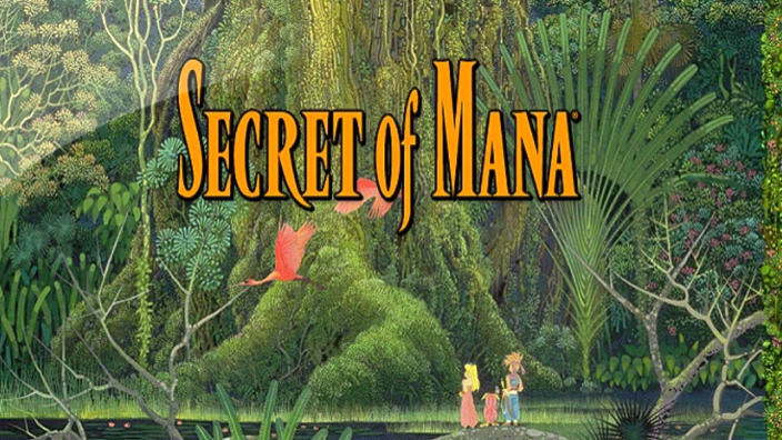 Annunciato in Giappone Secret of Mana Collection per Switch